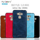 New 360° Protection Leather + Soft TPU Case Cover For Asus ZenFone 3 Max ZC553KL