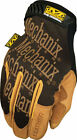 "Mechanix ""Authentic"" DuraHide Original Safety Glove ""Black"" ""Fast Shipping"""