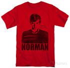 Bates Motel - Norman Apparel T-Shirt - Red