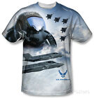 Air force clothing and sales - Air Force - Pilot Apparel T-Shirt - Sublimate White