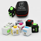 Fidget Cube Toy Anxiety Attention Stress Relief For Adults+Free Bag case