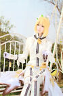 Fate/EXTRA CCC Nero Saber Cosplay Costume Wedding Dress Bridal Wear Full Sets