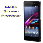 xpera z - 2x New Ultra Matte Clear Front LCD Screen Protector Film for Sony Xperia Phone