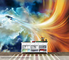 Star Trek Beyond Wall Mural Wall Art Quality Pastable Wallpaper Decal on eBay