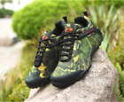 Men Realtree Camo Waterproof Shoes Camouflage Hunting Hiking Sneaker Anti-skid