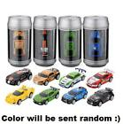 Coke Can Mini RC Radio Remote Control Micro Racing Car 27 MHZ 40 MHZ  Toy Gift