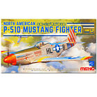 Meng 1/48 LS-006 NORTH AMERICAN P-51D MUSTANG FIGHTER MODEL KIT