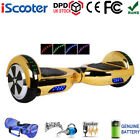 SWEGWAY SELF BALANCING SCOOTER ELECTRIC 2 WHEELS BALANCE BOARD iScooter + LED