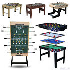 4ft Foosball Table Football Soccer Player Family Table Game Kids Gift