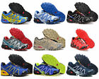 Men's Salomon Speedcross 3 Athletic Running Sports Outdoor Hiking Shoes Sneakers