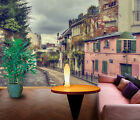 3D Warm Town Scenery 78 Paper Wall Print Wall Decal Wall Deco Indoor Murals