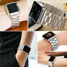 42/38mm Wrist Bracelet Clasp for Apple Watch iWatch Band Stainless Steel