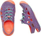 KEEN Big Girls Rio Purple Heart/coral Fusion Sport Sandals Shoes Size 5