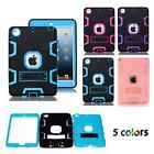 For iPad mini 1 2 3 Shockproof Heavy Duty Rubber With Hard Stand Case Cover New