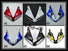 ABS Injection Upper Fairing Nose For Yamaha 2004-06 YZF R1 R1000 Blue Red Black