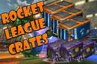 Rocket League (PS4) Champions Crate 1-2-3-4 (PLAYSTATION 4 SYSTEM) CRATES!!!!
