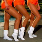 PEAVEY Toeless PANTYHOSE BC D Hooters Uniform Tights 20 Denier Halloween costume