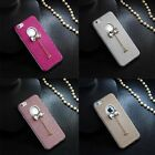 Cute Glitter Bling Crystal Soft TPU/Gel Case Cover for Apple iPhone 6 6S Plus