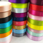 25yards 25mm Satin Ribbon Wedding Party Home Decoration Hand Made Accessories