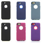 Lot/6 Protective Defender Case for Apple iPhone 6 6S Wholesale