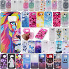For Samsung Phone TPU Skin Soft Ultra Slim Patterned Silicone Rubber Case Cover