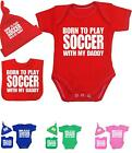 BabyPrem Baby Clothes Boys Girls Creeper One-Piece Creeper Funny Shower Gifts
