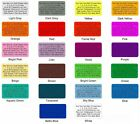 260 / 520 COLOURED Personalised Return Address / Sender Security Labels Stickers