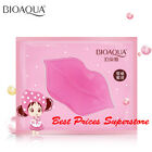 1-5000 pcs BIOAQUA Lip Mask Gel Crystal Collagen Moisture Essence Anti-wrinkle