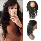 Loose Wave Peruvian 360 Full Lace Band Frontal Closure with Baby Hair 7A
