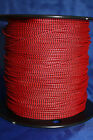 Red & Black BCY #24 D Loop Rope Release Material 1' 3' 5' 10' 25' 50' 100'