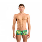 Funky Trunks-Boys  Green Shrimps Classic Trunks