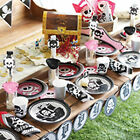 Pirate Party Boys Girls Deluxe Birthday Party Kits 8,16,24,32 Great Quality!