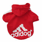 HOT Puppy Pet Dog Cat Clothes Hoodie Winter Warm Sweater Coat Costume Apparel фото