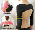 Womens Arm Slimmer Shaper Correct Back Posture Humpback Prevent Girdle Shapewear
