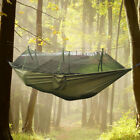 Double Person Strength Hammock Portable Jungle Camping Mosquito Net Military