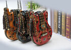 New Beaded Tassel Guitar Jeweled bag Shaped Designer Send someone to Coventry bag purse handbag