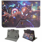 "Universal Leather Stand Case Cover For Verizon Ellipsis 7"" 8"" 10"" 4G LTE Tablet"
