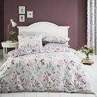 CATHERINE LANSFIELD BOTANICAL GARDENS BUTTERFLY MULTI REVERSIBLE DUVET COVER SET