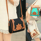Fashion Women PU Leather Satchel Handbag Shoulder Tote Messenger Crossbody Bags