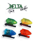 Delta Fishing Rod Battery Tip Light Green/Yellow/Blue/Red