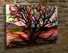 Extra Large Wall Art Canvas Print Picture Abstract Tree HT13