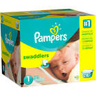 Pampers, Swaddlers Diapers, Newborn Size 1 2 3 4 5 6 - PICK ANY SIZE &amp; QUANTITY <br/> FREE SHIP | BEST PRICES ON EBAY | MOST POPULAR DIAPERS