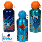 Disney Finding Dory Pop Up Aluminium Juice Drink Water Travel Bottle