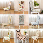 Spandex Stretch Chair Cover Party Decor Dining Room Seat Cover