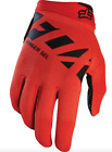 FOX RACING MTB MENS RED BLACK RANGER GEL GLOVES DOWNHILL DH