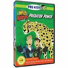 Wild Kratts: Predator Power, . DVD 2013