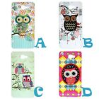 Owl Phone Case For Samsung Galaxy On5 2016/ J5 Prime Protective Shell Skin TPU