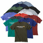 Kyпить Carhartt Core Logo Short Sleeve T-Shirt | 13 colors | workwear | 101214 |  на еВаy.соm
