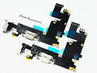 Grey/White Charging Port Dock Mic Headphone Flex Cable For iPhone 6 Plus 5.5""