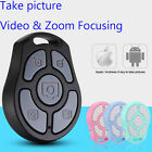 Bluetooth Remote Control Shutter IOS Android Phone Camera for Stick self timer